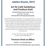 Jubilee Events Update (3)