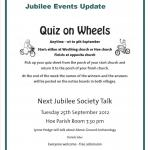 Jubilee Events Update (4)