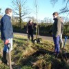 Planting of the Hoe 2012 Jubilee Lime Tree