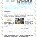 Worthing Church News Feb15