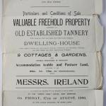 Tannery Sale