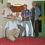 Hoe and Worthing snooker group