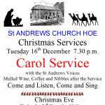 Hoe Church Dec2014